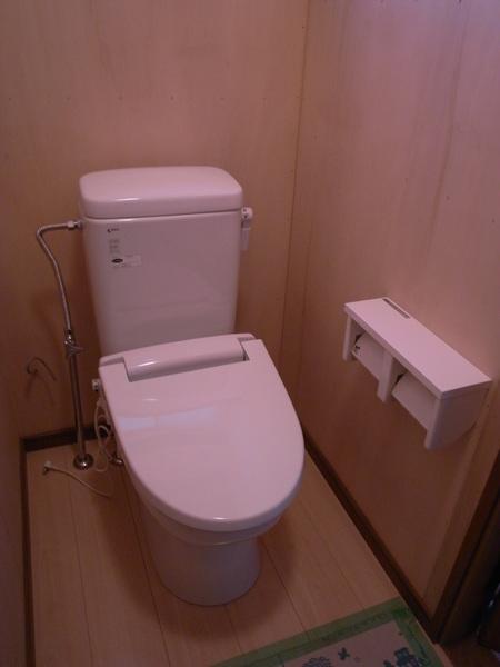 コーキ建設 トイレ