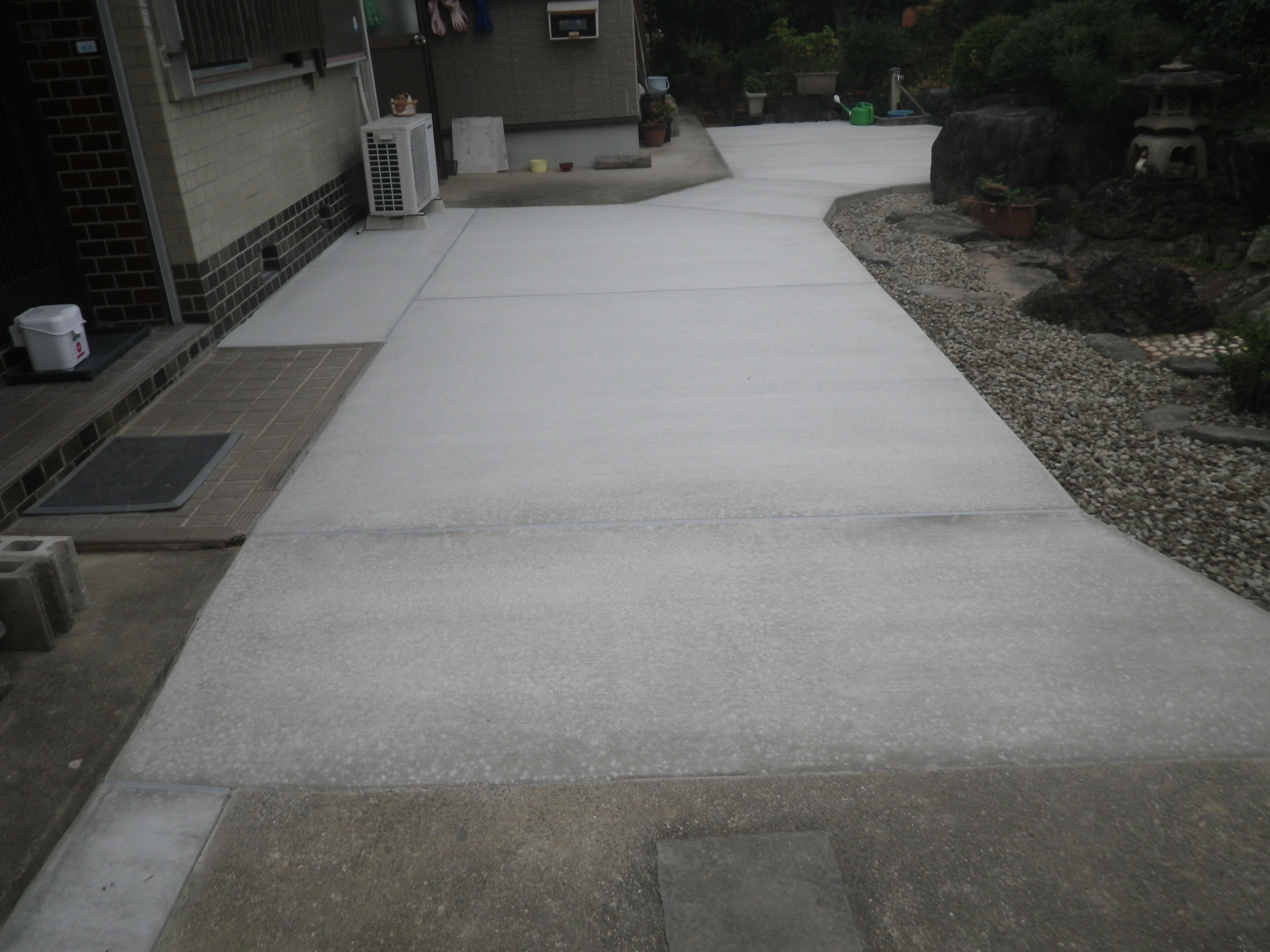 土間 コンクリート